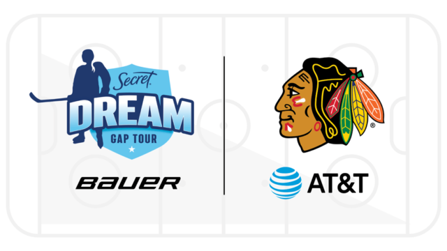 Chicago Blackhawks Partner With PWHPA And Bauer To Host Secret® Dream Gap Tour Games At United Center and Fifth Third Arena