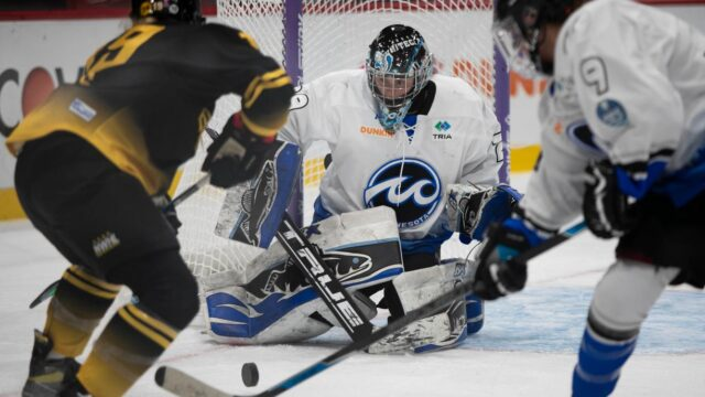 Pride and Whitecaps reunite for Isobel Cup Final